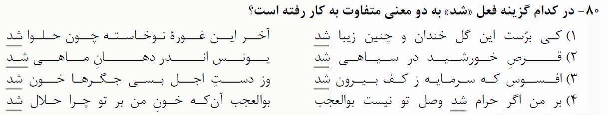80-تست فارسی یازدهم خیلی سبز